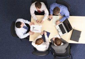 iStock Business Meeting
